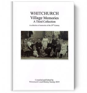 Book cover of Whitchurch Village Memories